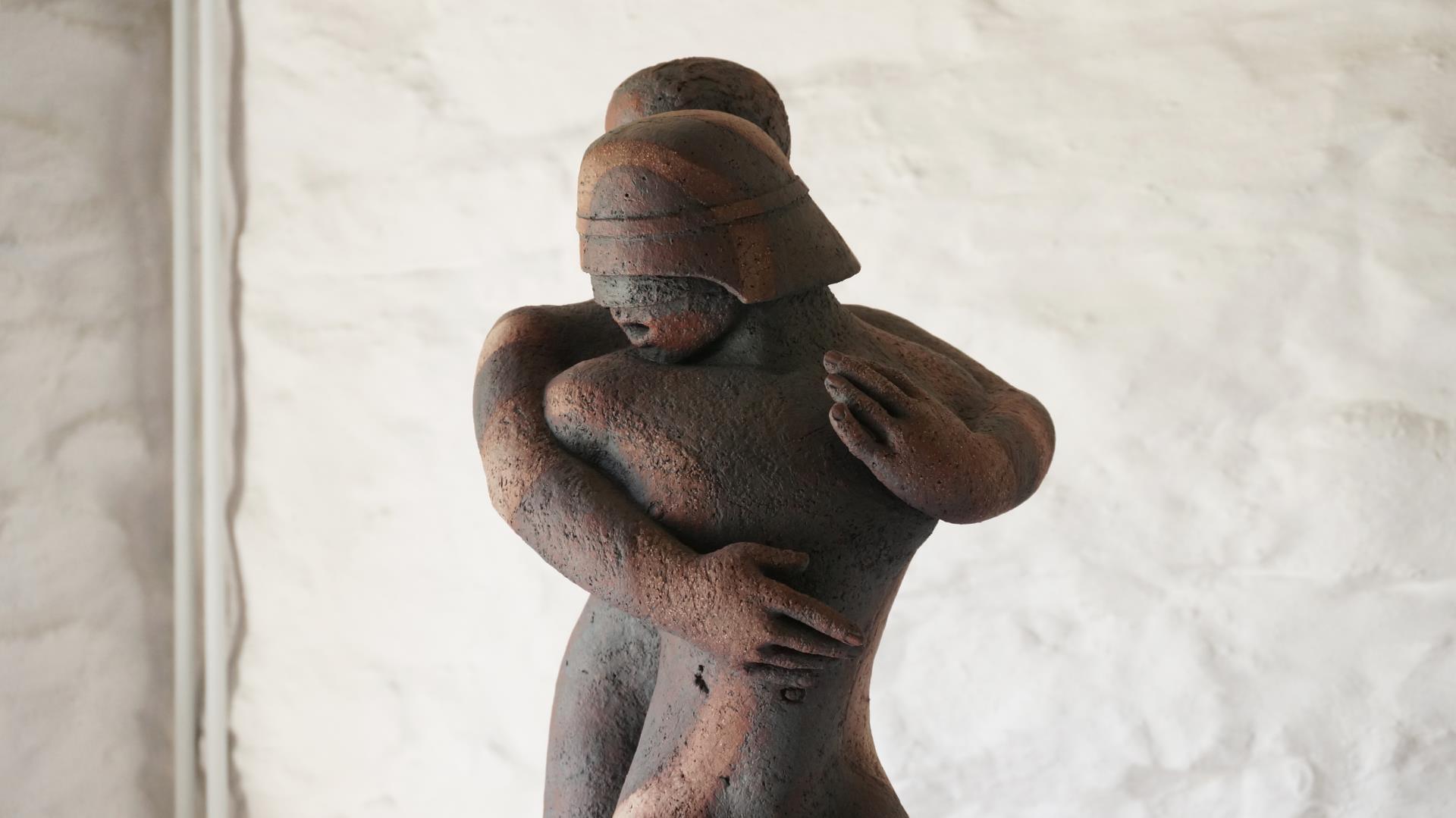 Linda Kieft Warrior Pieta